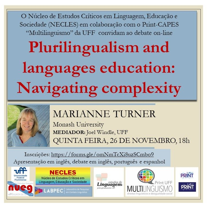 Debate on-line Plurilingualism and languages education: Navigating complexity