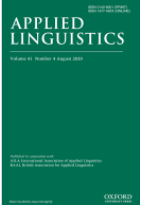 Revista Applied Linguistics